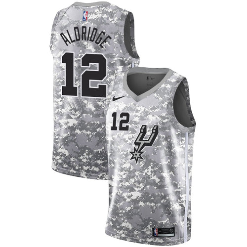 Aldridge Earned Jersey