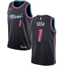 Bosh City Black Jersey