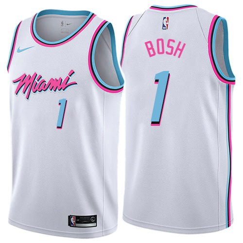 Bosh City White Jersey