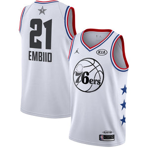 Embiid All Star Jersey