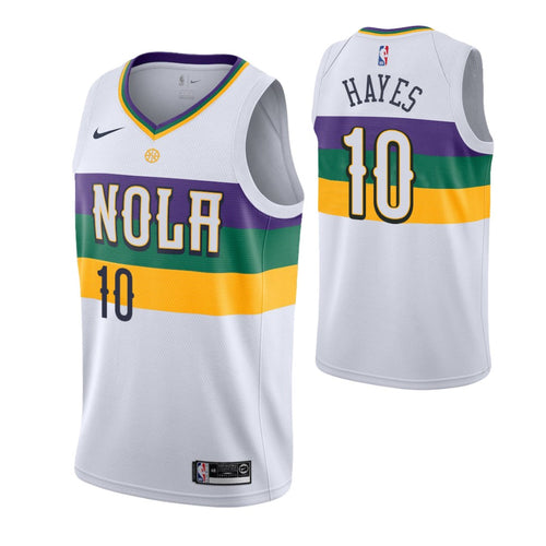 Hayes City Jersey