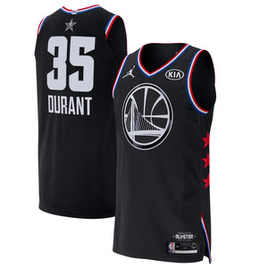 Durant All Star Jersey