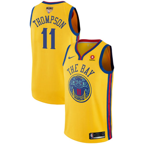 Klay City Gold Jersey