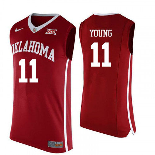 Trae Young College Jersey