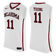 Load image into Gallery viewer, Trae Young College Jersey