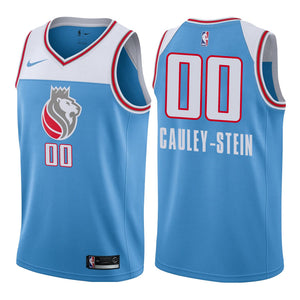 Willie Cauley-Stein City Jersey