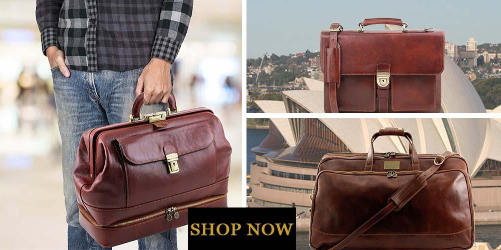 Leather Bags Sydney