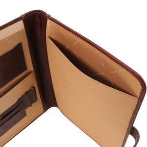 Internal Angle View Of The Brown Structured Compendium