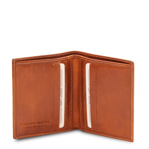 Open View Of The Honey Genuine Leather Wallet