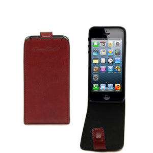 Leather iPhone 5 & SE Holder