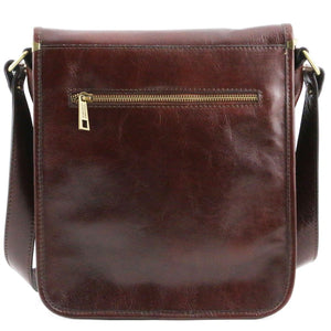 Messenger Leather Shoulder Bag