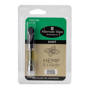 Hemp E-Liquid Vape