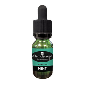 Alternate Vape Hemp E- Liquid Oil