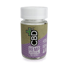 Load image into Gallery viewer, CBD FX HEMP Capsules