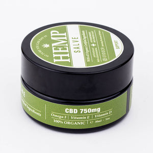 Endoca Hemp Salve Balm
