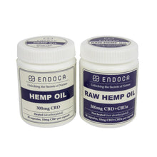 Load image into Gallery viewer, Endoca Hemp Oil Capsules