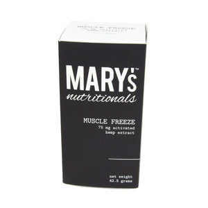 Mary's Nutritionals Muscle Freeze - Cooling Action