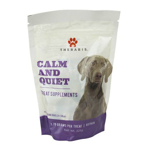 Therabis - Calm and Quiet Soft Chews For Dogs