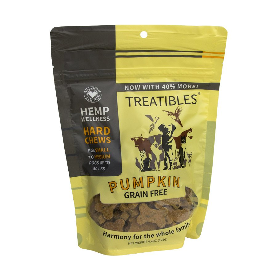 Treatibles Hemp Wellness Dog Chews