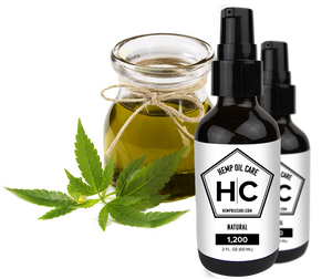 Hemp Oil Care Tincture