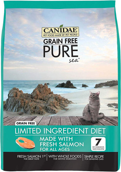 CANIDAE® Cat Grain Free PURE SEA™