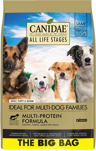 Canidae All Life Stages Formula - Chicken, Turkey, Lamb & Fish Meal Dogs