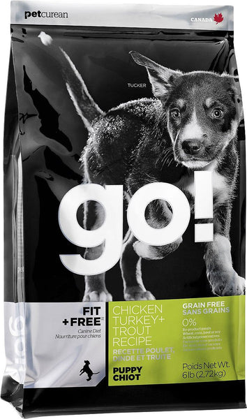Petcurean FIT + FREE Grain Free Puppy