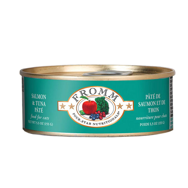 Fromm Cats Salmon & Tuna Pate
