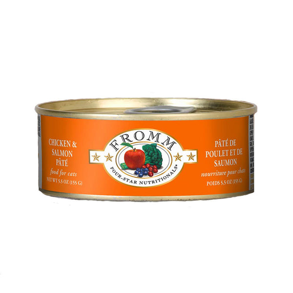 Fromm Cats Chicken & Salmon Pate
