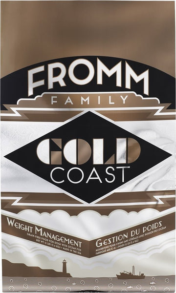 Fromm Gold Coast Weight Management Grain-Free with whitefish and salmon