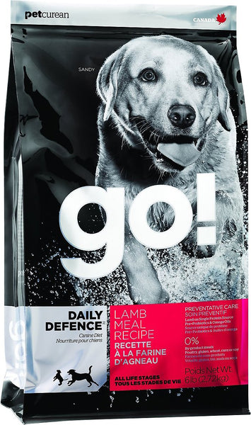 Petcurean DAILY DEFENCE Lamb Meal