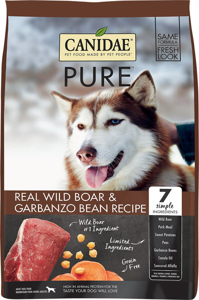 Canidae Grain Free PURE Wild with Wild Boar