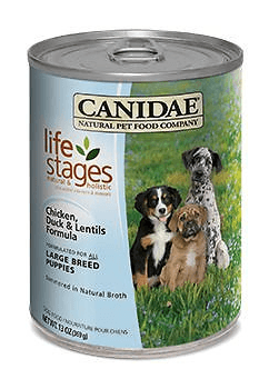 Canidae Large Breed Puppy
