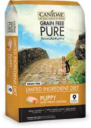 Canidae Grain Free PURE Foundations Puppy Formula