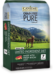 Canidae Grain Free PURE Land with Bison