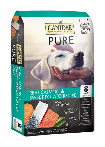 Canidae Grain Free PURE Sea with Salmon
