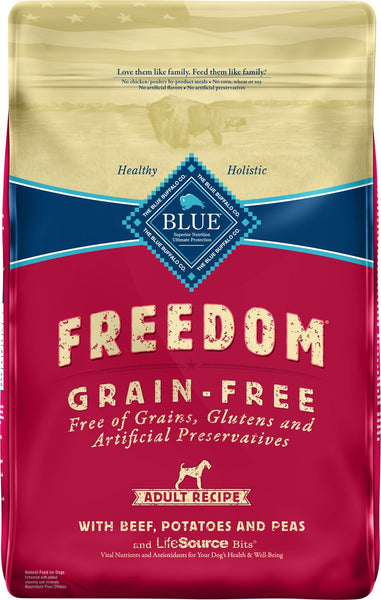 Blue Freedom Adult Beef