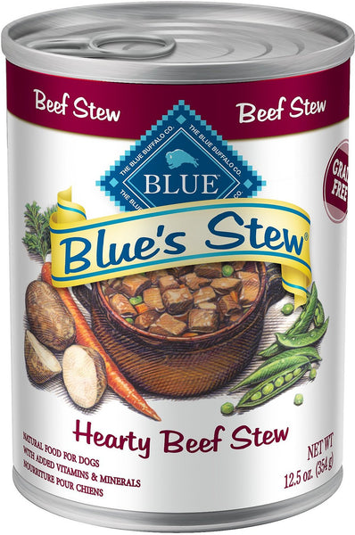 BLUE Blue's Stew (Stew style) Case of 12/12.5oz