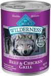 Blue Wilderness Canned Dog Food