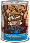Merrick Chunky Carver's Delight Dinner - Canned
