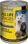 Canidae Chicken & Rice Formulated for All Life Stages