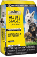 Canidae Dogs Canidae Chicken & Rice Formula - Formulated for All Life Stages
