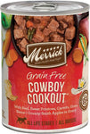 Merrick Classic Grain Free Cowboy Cookout™ - Canned