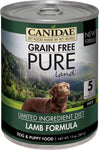 CANIDAE® Grain Free PURE Land