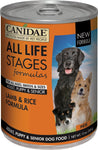 Canidae Lamb & Rice Formulated for All Life Stages