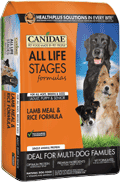 Canidae Dogs Lamb & Rice Formula - Formulated for All Life Stages