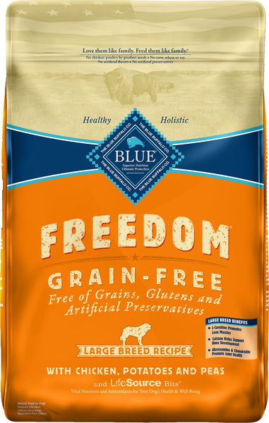 Blue Freedom Large Breed Adult Chicken