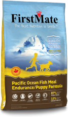 FirstMate GRAIN FREE Formula Pacific Ocean Fish Meal Puppy Dog Food