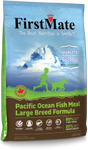 FirstMate GRAIN FREE Formula Pacific Ocean Fish Meal Large Breed Dog Food