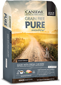 Canidae Grain Free PURE Meadow Senior Formula with Chicken